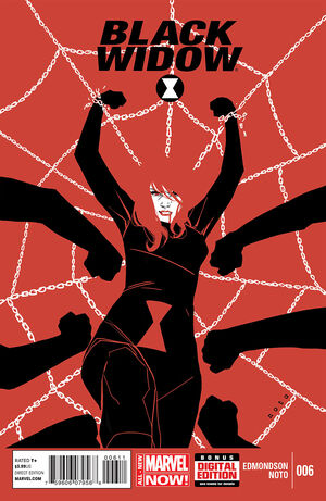 Black Widow Vol 5 6