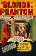 Blonde Phantom Comics Vol 1 15