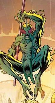 Bug (Earth-616) from Avengers Assemble Vol 2 4