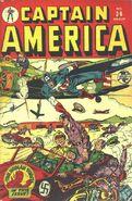 Captain America Comics Vol 1 36