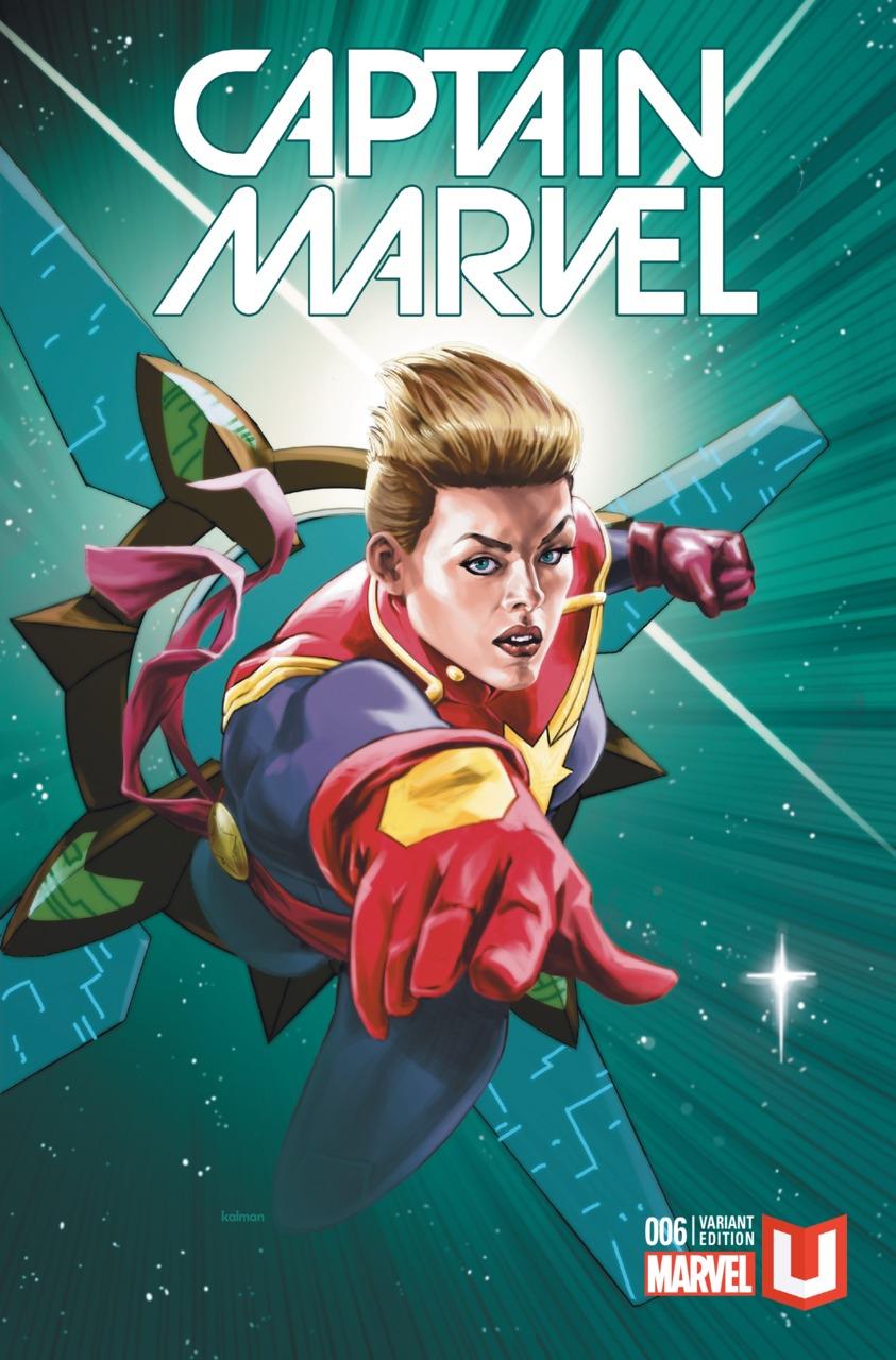 captain marvel volume 9