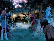 Central Park from Amazing Spider-Man Vol 5 17 001
