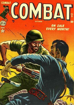 Combat Vol 1 5