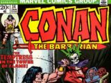 Conan the Barbarian Vol 1 34