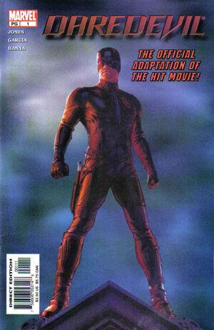 Daredevil The Movie Vol 1 1