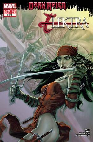 Dark Reign Elektra Vol 1 3