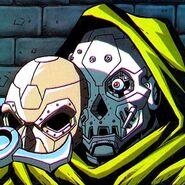 Doombot from Mega Morphs Vol 1 4 001