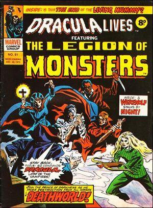 Dracula Lives (UK) Vol 1 61
