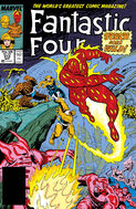 Fantastic Four Vol 1 313