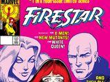 Firestar Vol 1 1