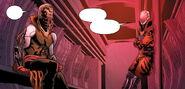 Fist (Earth-616) Spider-Man 2099 Vol 3 5