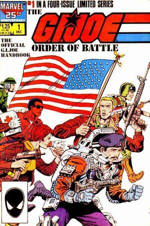 G.I. Joe Order of Battle Vol 1 1