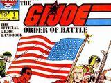 G.I. Joe: Order of Battle Vol 1 1
