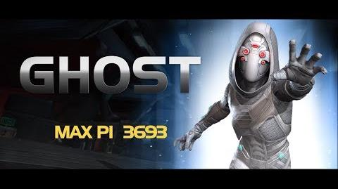 Ghost Special Moves Marvel Contest of Champions