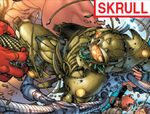 Grasshopper (Skrull) (Earth-616) from Deadpool Corps- Rank and Foul Vol 1 1 001