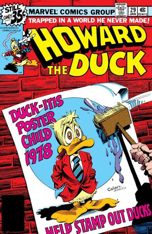 Howard the Duck Vol 1 29