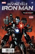 Invincible Iron Man Vol 3 6