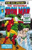 Iron Man Annual Vol 1 1