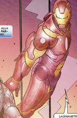Iron man aox