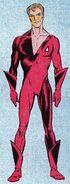 Manuel de la Rocha (Earth-616) from Official Handbook of the Marvel Universe Vol 2 5 02