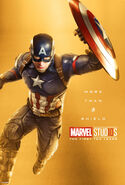 Marvel Studios The First 10 Years poster 012