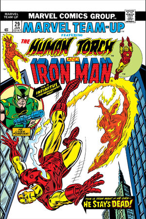 Marvel Team-Up Vol 1 29