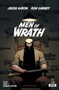 Men of Wrath Vol 1 1 Dillon Variant