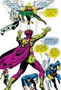 Mesmero (Vincent) (Earth-616) from X-Men Vol 1 50 0001