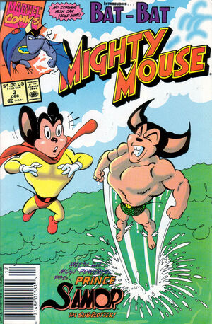 Mighty Mouse Vol 1 3