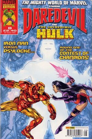 Mighty World of Marvel Vol 3 8