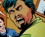 Naguro (Earth-616) from Spider-Man Unlimited Vol 1 5 001