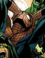 Peter Parker (Earth-26) from Dark Reign Fantastic Four Vol 1 2 0001