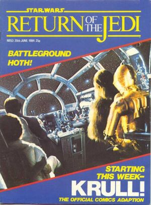 Return of the Jedi Weekly (UK) Vol 1 53