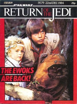 Return of the Jedi Weekly (UK) Vol 1 79