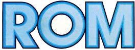 Rom Vol 1 Logo