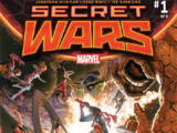 Secret Wars Vol 1 1