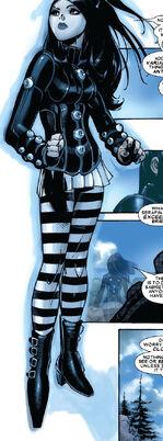 Serafina (Earth-616) from X-Men Vol 2 190 0001
