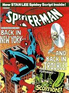 Spider-Man (UK) Vol 1 611