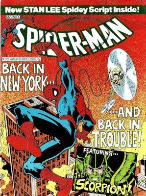 Spider-Man (UK) Vol 1 611
