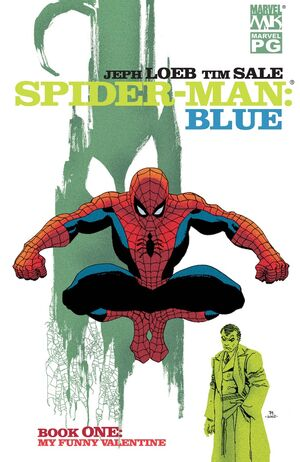 Spider-Man Blue Vol 1 1