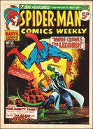 Spider-Man Comics Weekly Vol 1 38
