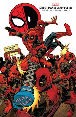 Spider-Man Deadpool Vol 1 33