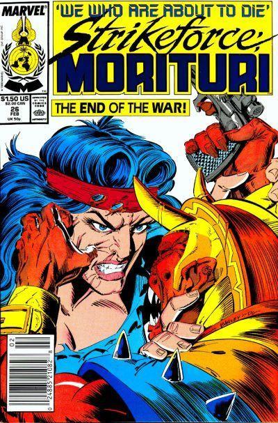 Strikeforce Morituri Vol 1 26