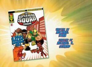 Super Hero Squad Show Season 1 6 Title Card