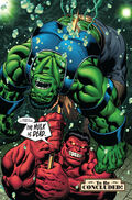 Thaddeus Ross (Earth-616) and Bruce Banner (Earth-616) from Hulk Vol 2 11 0001