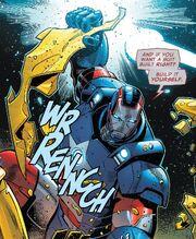 Toni Ho (Earth-616) from U.S.Avengers Vol 1 3 005