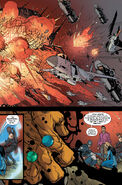 Ultimates (Earth-1610) and Bruce Banner (Earth-1610) from Ultimate Comics Ultimates Vol 1 26 001