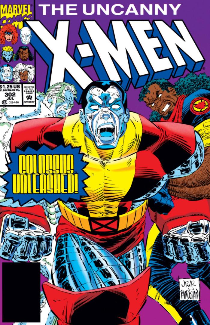 Uncanny X-Men Vol 1 302