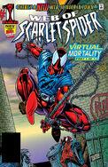 Web of Scarlet Spider Vol 1 1