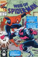 Web of Spider-Man Vol 1 81